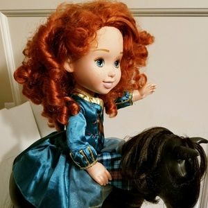 Disney Brave: Merida and Angus Set